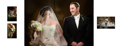 Todd Events Wedding At Ritz Jewish Ceremony