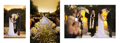 Spectacular DFW Events Wedding At Dallas Arboretum