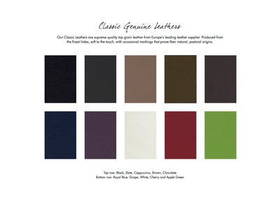 Classic Genuine Leathers Wedding Album Cover Materials
