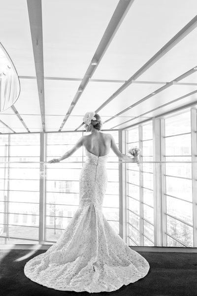 Beautiful Warren Barron Bridal At Meyerson