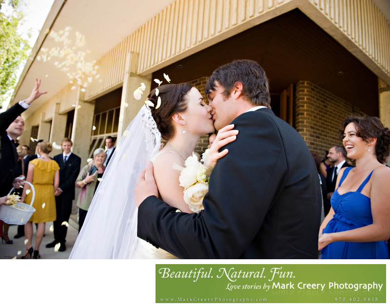 Hilton Hotel Fort Collins wedding photographer