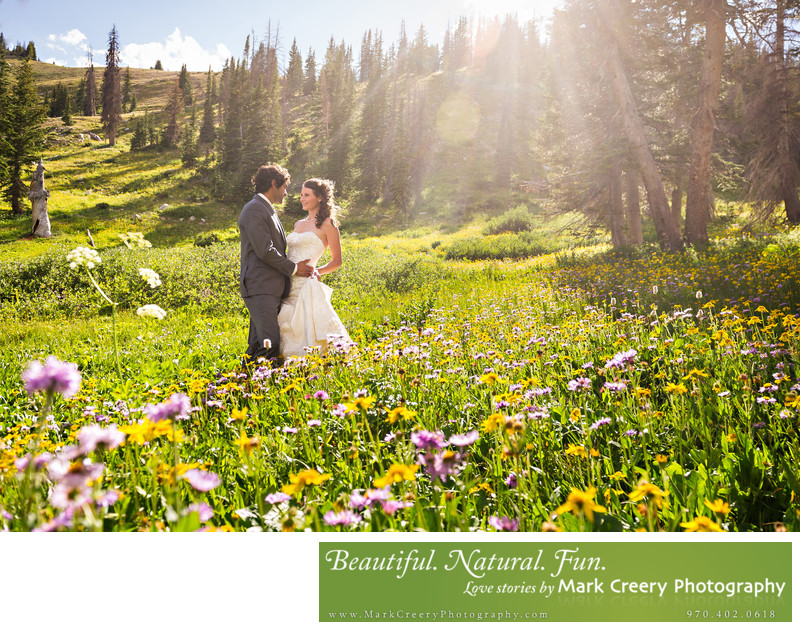 Saratoga Wyoming wedding photographer