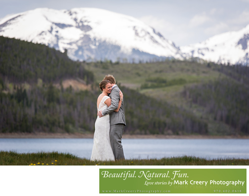 Silverthorne wedding photography