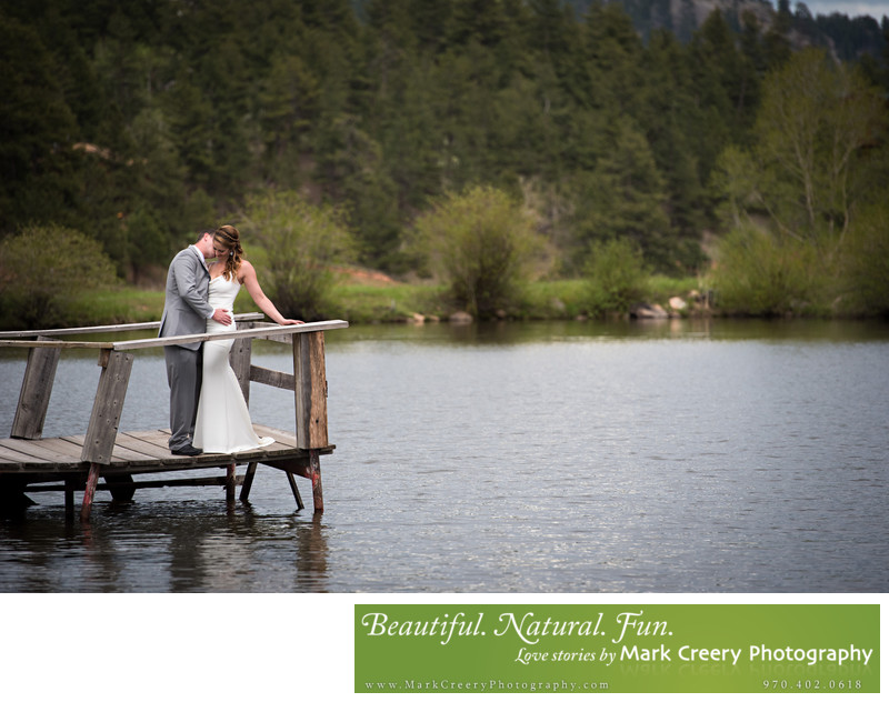 Lower Lake Ranch Pine wedding photographer