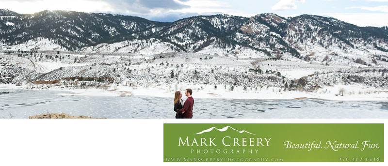 Lory State Park engagement photography