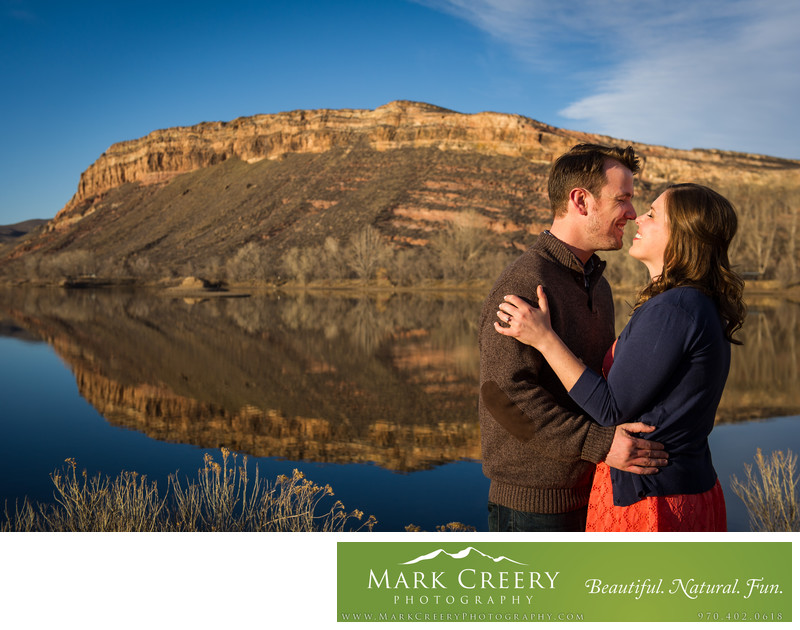 Front Range engagement photographer
