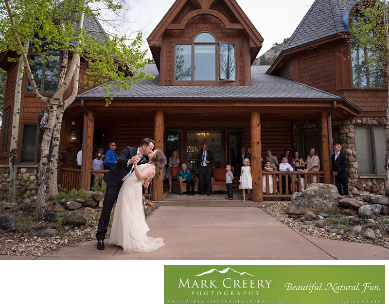 Fall River Lodge wedding photography