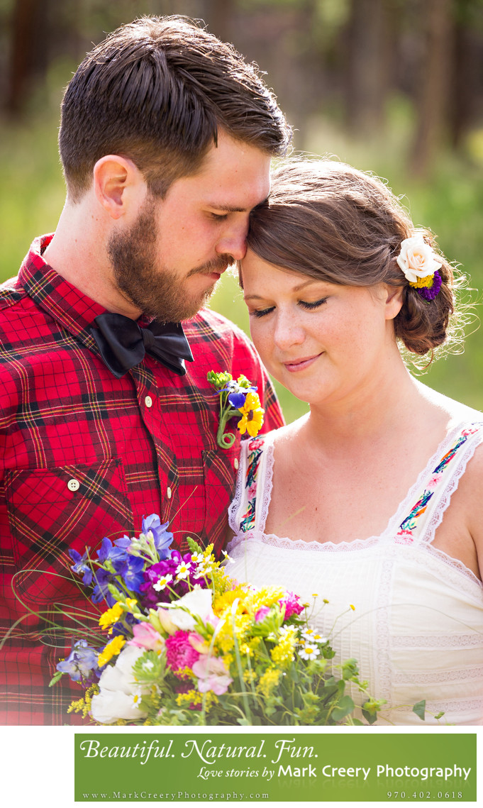 Best wedding photographer in Estes Park