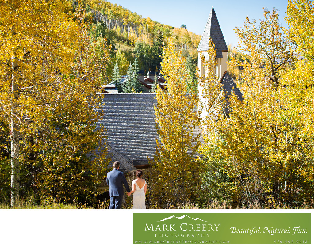 The Chapel at Beaver Creek wedding photos