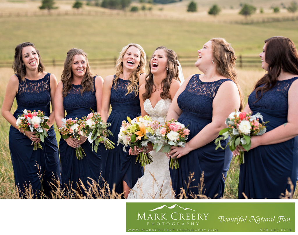 Spruce Mountain Ranch wedding photography