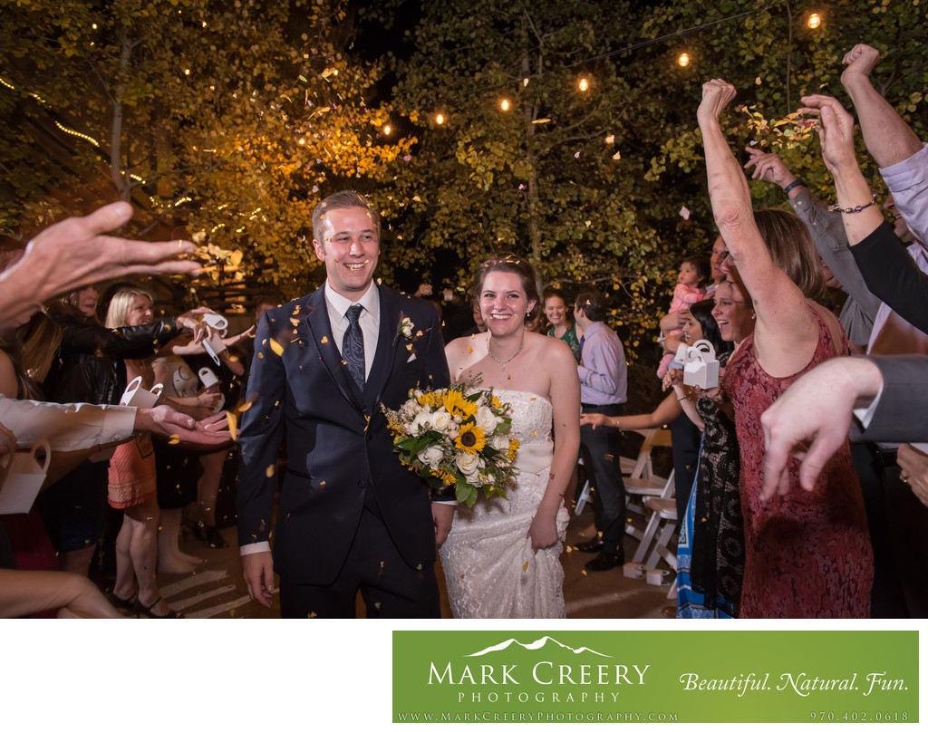 Wedding photographer at The Pines at Genesee