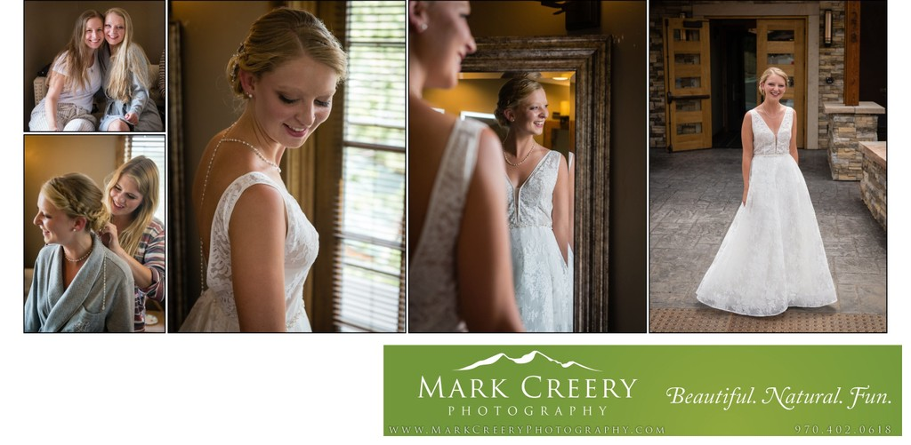 Bridal Portraits at SkyView
