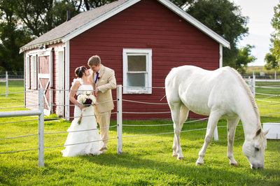 Hereford Ranch Wyoming wedding photographer