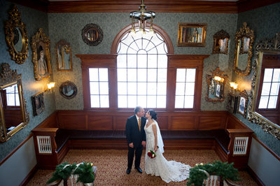 Stanley Hotel wedding photography