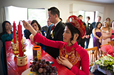 Vietnamese wedding photography Denver Colorado