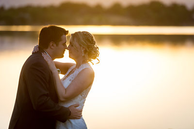 Fort Collins Country Club wedding photo
