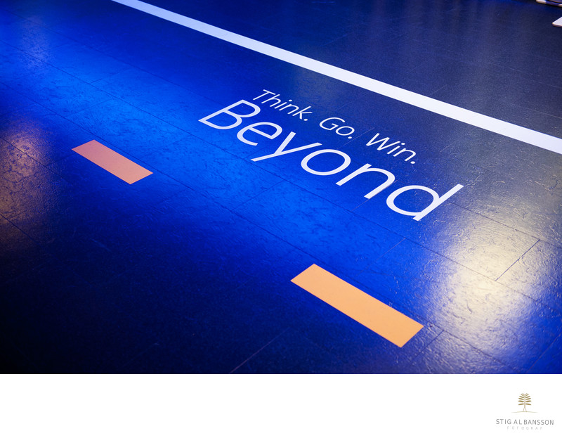 Think. Go. Win. Beyond - NOKIA