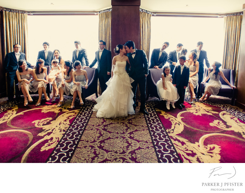 Wedding at Ritz Carlton Atlanta Photos