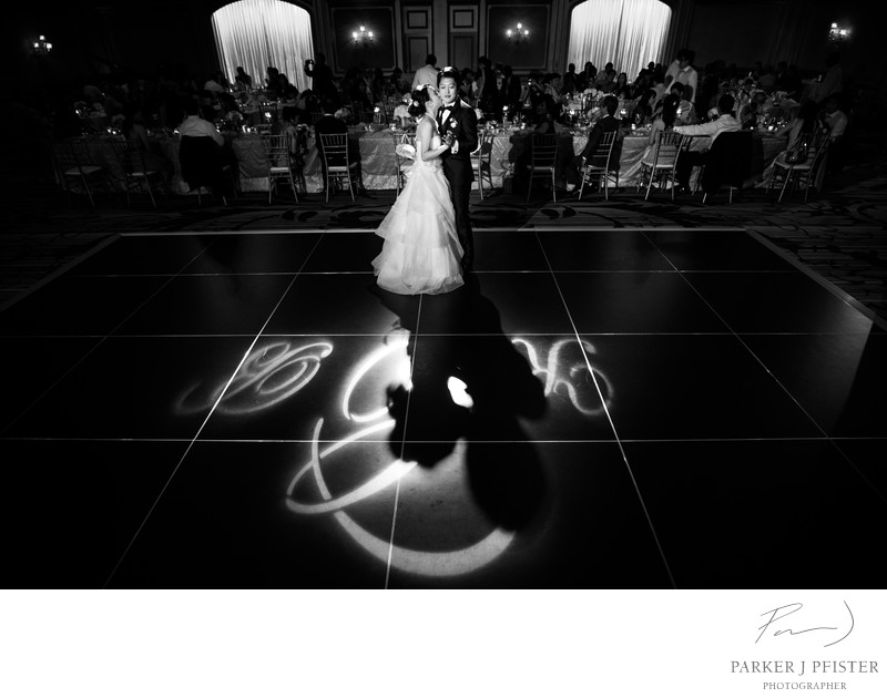 Atlanta GA  Ritz Carlton Wedding Photographer