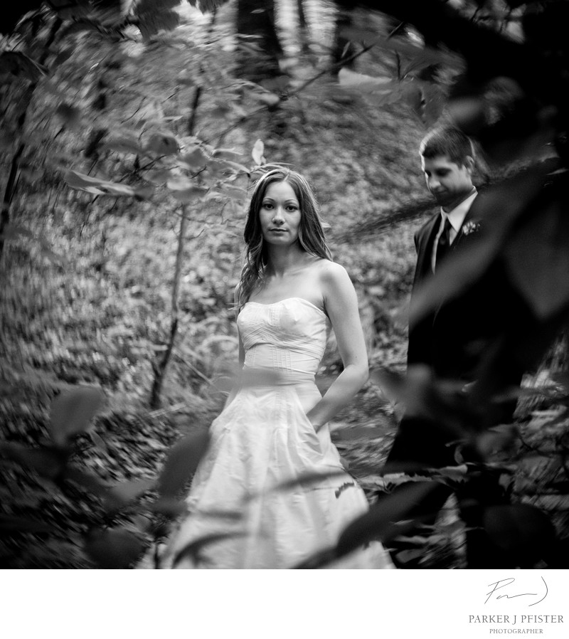 Black Mountain Sanctuary Wedding Photography