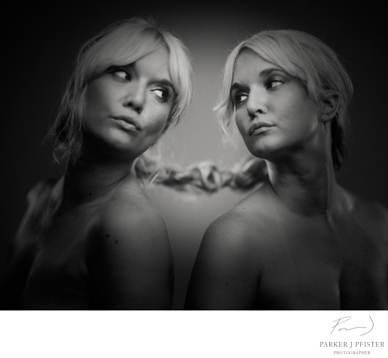 Twins Portrait Photography