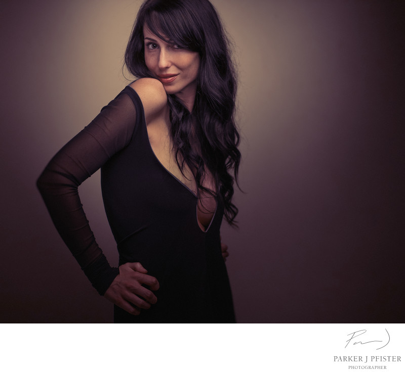 Asheville Boudoir Portrait Photographer