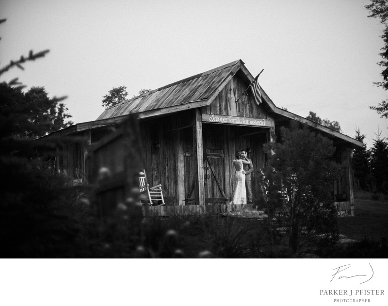 Wedding Photographer for Sawyer Family Farmstead