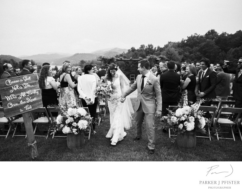 Wedding Photographer for Cashiers