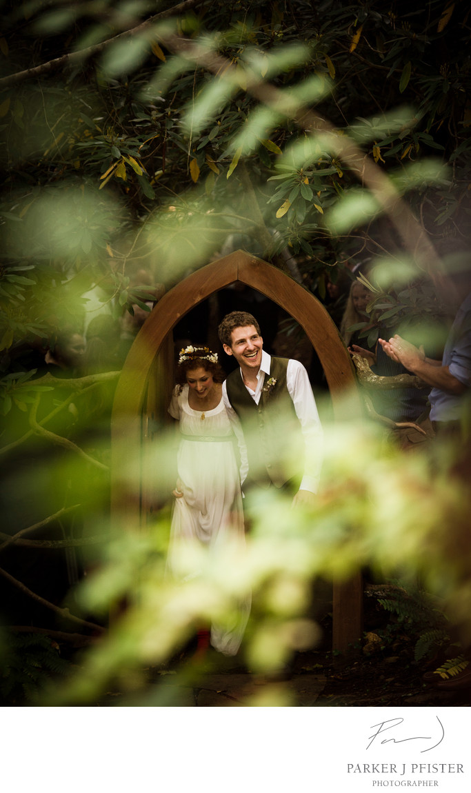 Black Mountain Sanctuary Wedding Photographer