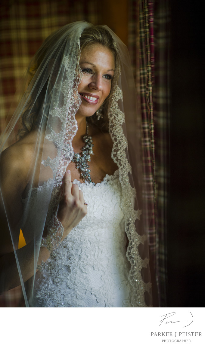 Hendersonville North Carolina Wedding Photograph
