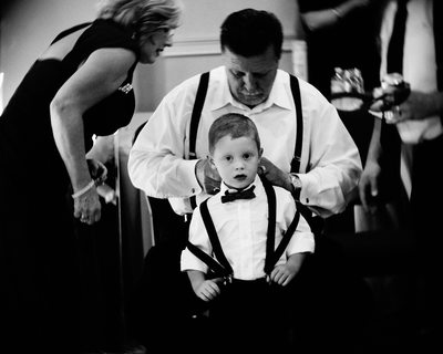 The Ridges Young Harris GA Black and White Weddings