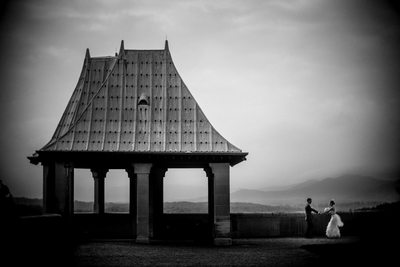 Biltmore Estate Terrace Wedding Photography