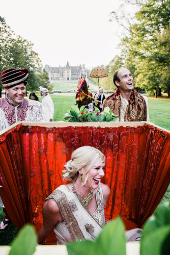 Biltmore Estate Indian Wedding Photographer