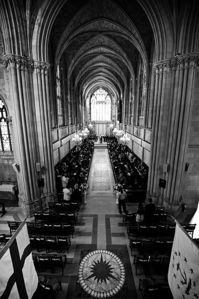 St. George's School Chapel Wedding Photography