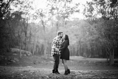 Lincoln Woods Engagement Photos