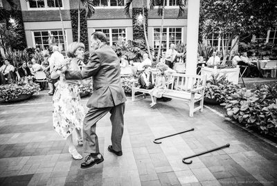 Meditech Atrium Wedding