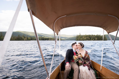 Church Island Squam Lake Wedding