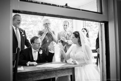 Wellfleet Wedding