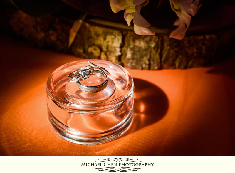 wedding rings michael chen photography jamaica