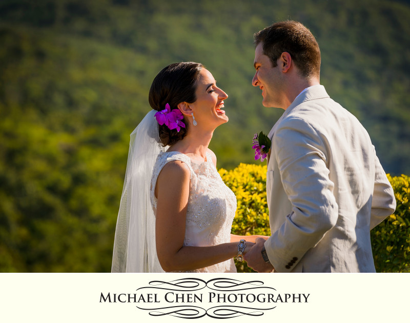 silent waters wedding photographer jamaica