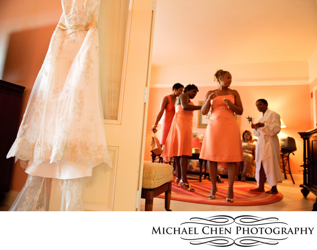 hyatt wedding photographer in jamaica