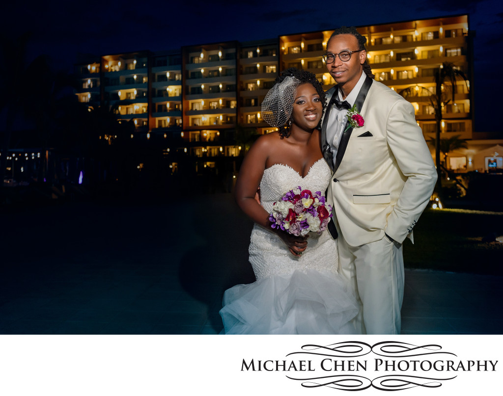 wedding photographer royalton montego bay jamaica