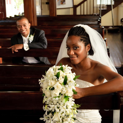 church wedding in jamaica