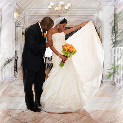 professional wedding photographer in montego bay