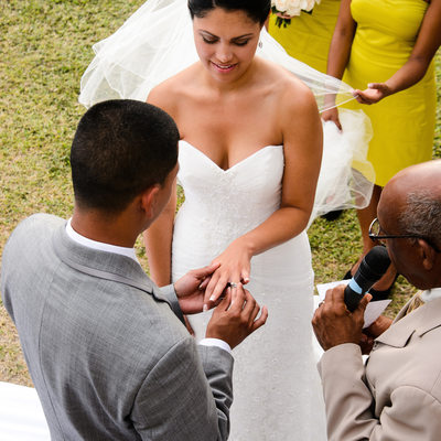 wedding at rose hall aqueduct jamaica