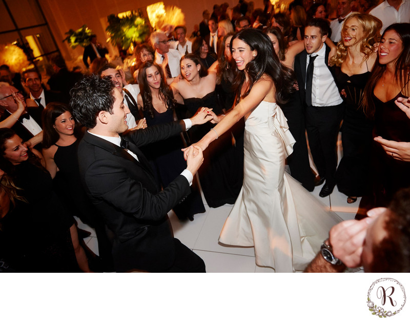 Jewish Wedding in Georgetown Washington DC