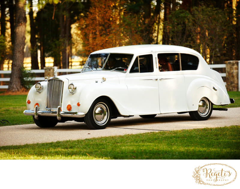 Wedding Transportation in Grand Style