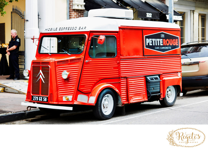 Petite Rouge, A Cafe On Wheels