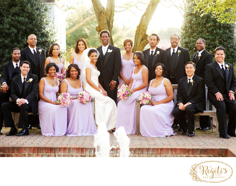 When Your Bridal Party Looks Bawse