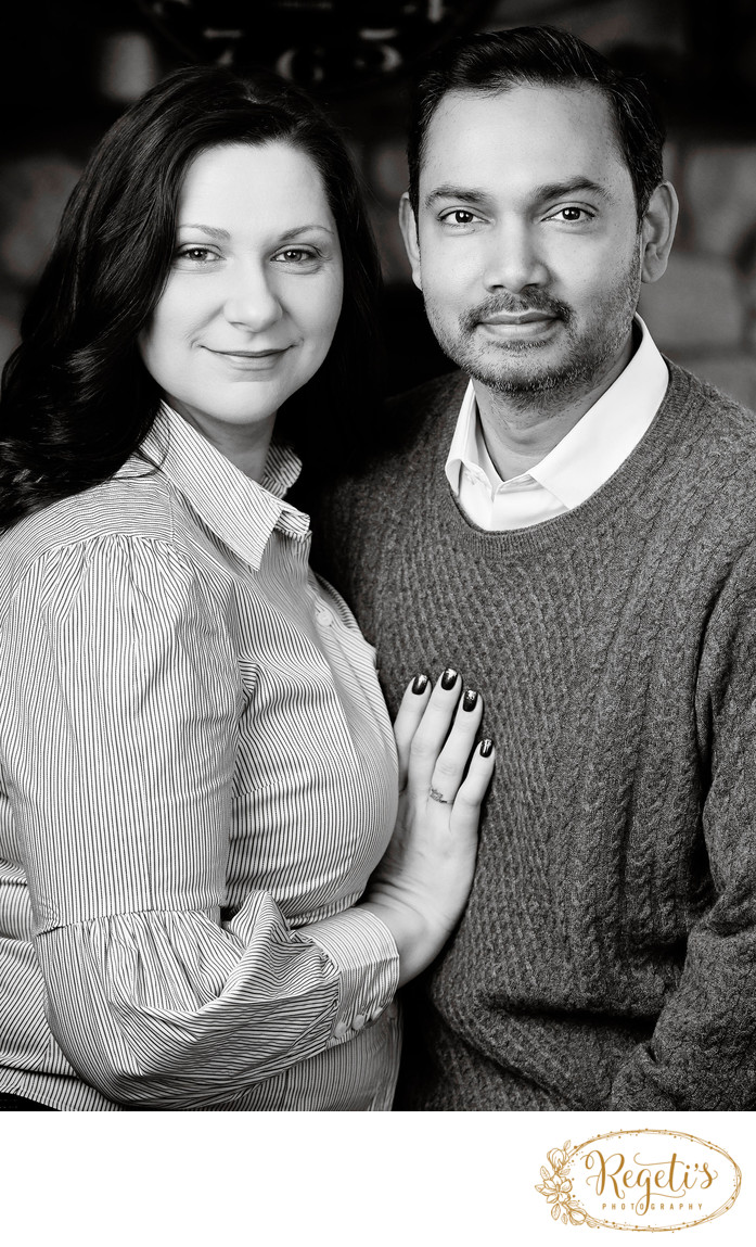 Amy and Srinu Regeti